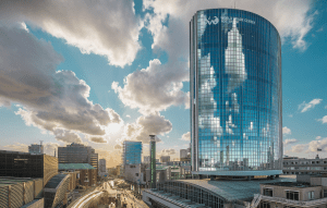 WTC Rotterdam High Rise